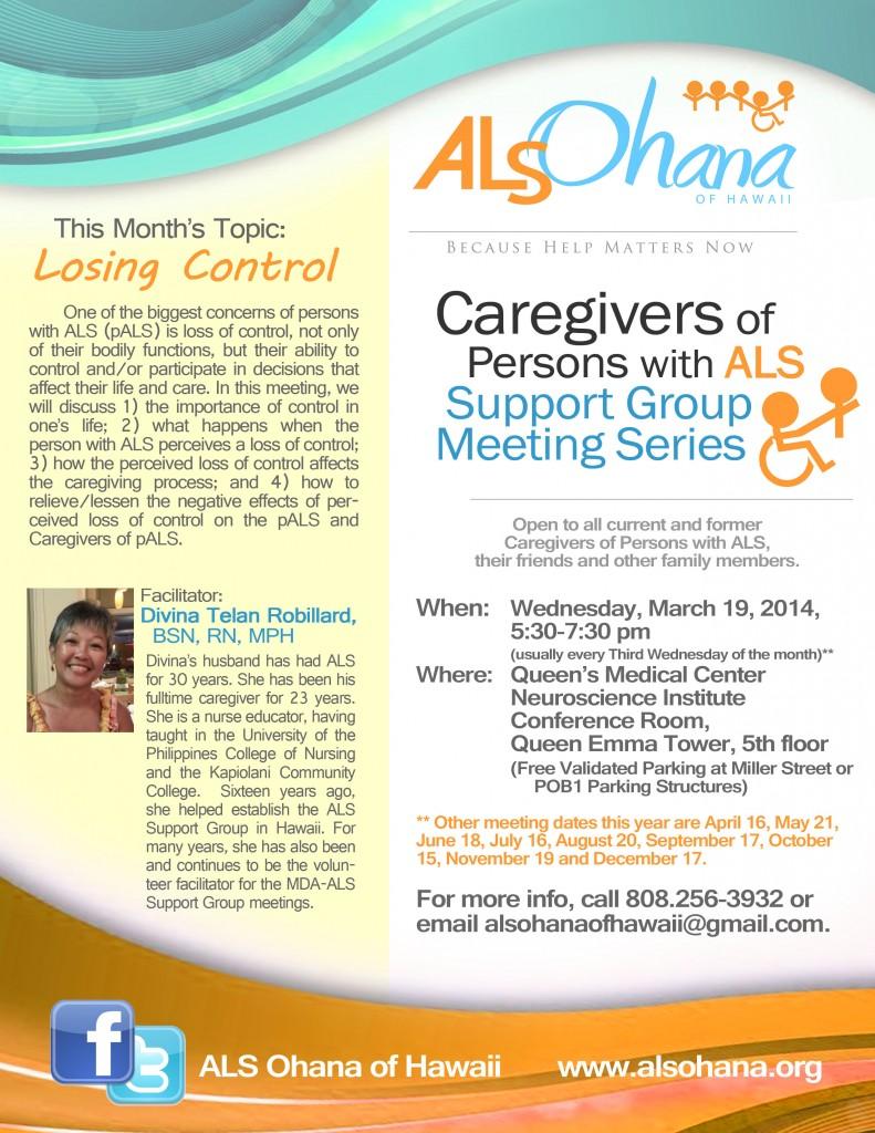 Caregiver series